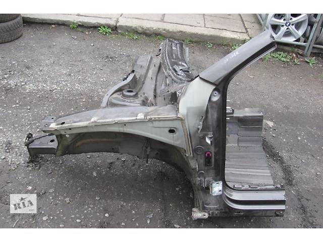 продам Б/у четверть автомобиля для легкового авто Volkswagen Passat B7 бу в Чернигове