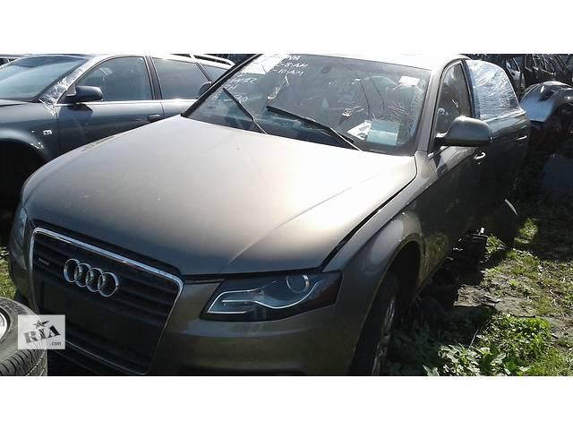 бу Б/у четверть автомобиля для седана Audi A4 в Львове