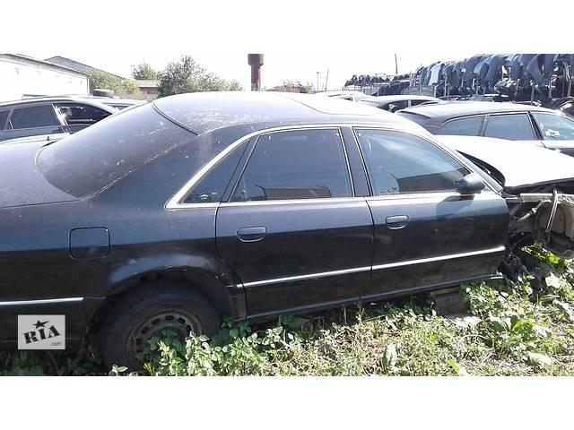 продам Б/у четверть автомобиля для седана Audi A8 бу в Львове