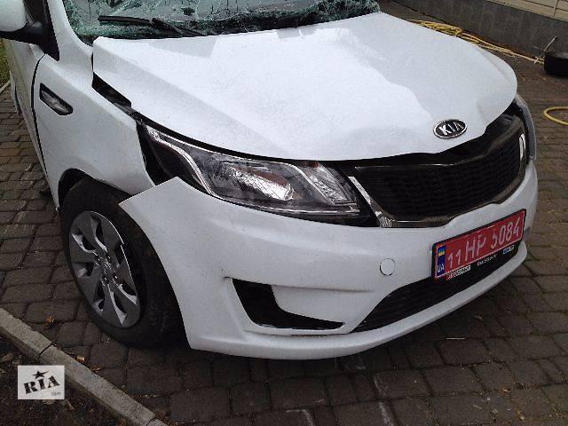 Б/у четверть автомобиля для седана Kia Rio- объявление о продаже  в Киеве