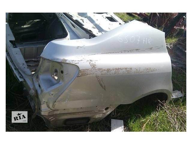 Б/у четверть автомобиля задняя правая 61611-30881 для седана Lexus GS 300 2007г- объявление о продаже  в Николаеве