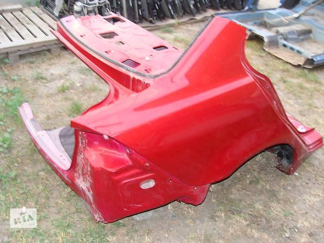 продам Б/у четверть автомобиля для седана Mitsubishi Lancer X бу в Черкассах