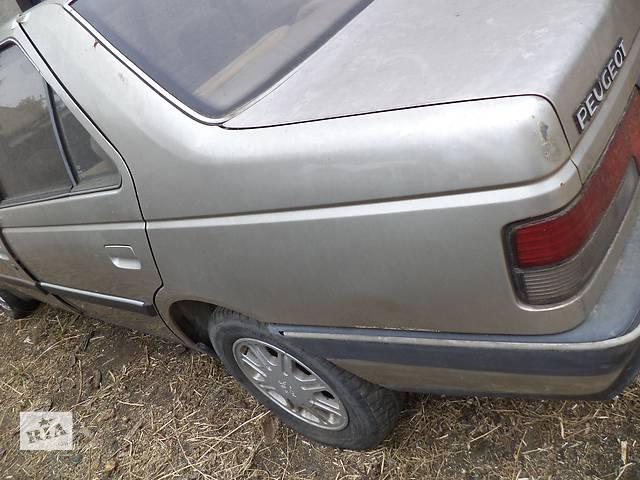 бу Б/у четверть автомобиля для седана Peugeot 405 1987-1993г в Киеве
