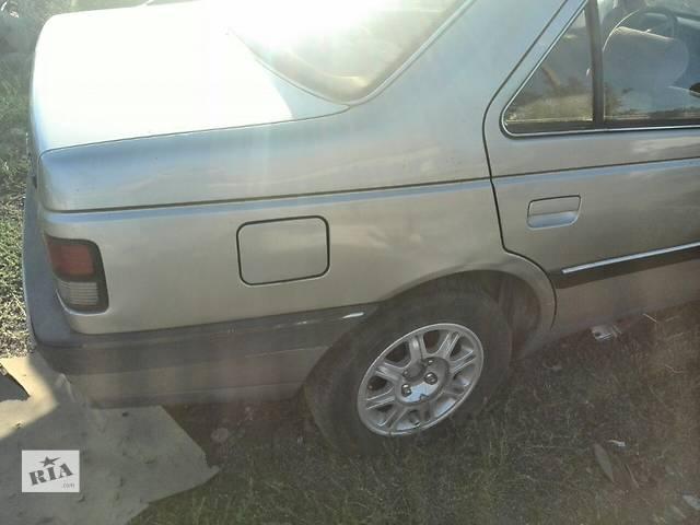 продам Б/у четверть автомобиля для седана Peugeot 405 1987-1993г бу в Николаеве