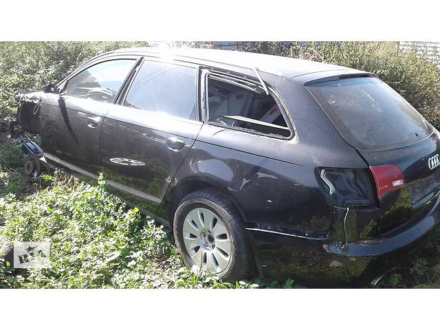 Б/у четверть автомобиля для универсала Audi A6- объявление о продаже  в Львове