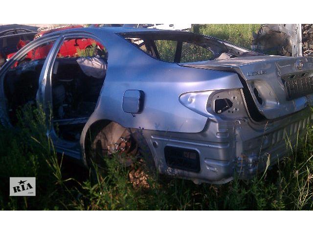 продам Б/у четверть задняя левая для седана Lexus ES300 2002 бу в Николаеве
