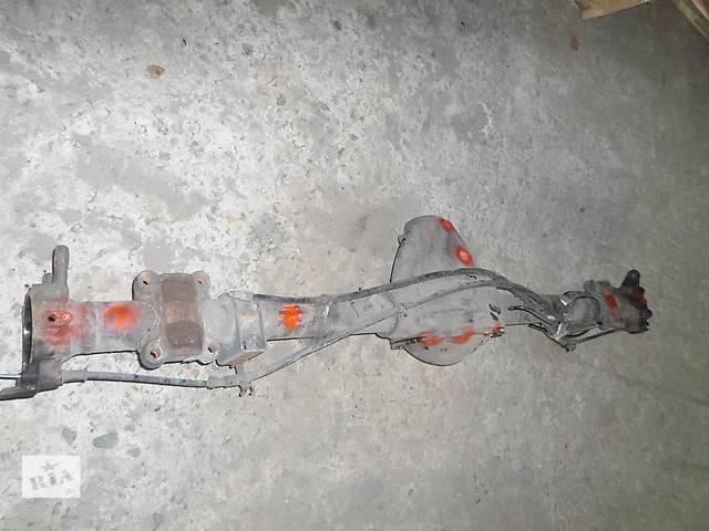 бу Б/у Чулок заднего моста Mercedes Sprinter W906 Мерседес Спринтер Крафтер 2006-2012г.г. в Рожище
