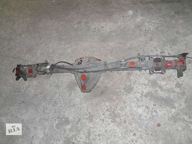 Б/у Чулок заднего моста Volkswagen Crafter Фольксваген Крафтер 2.5 TDI 2006-2010- объявление о продаже  в Рожище