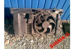 б/у Радиатор Citroen C4