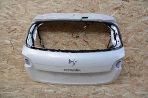 б/у Крышка багажника Citroen DS4