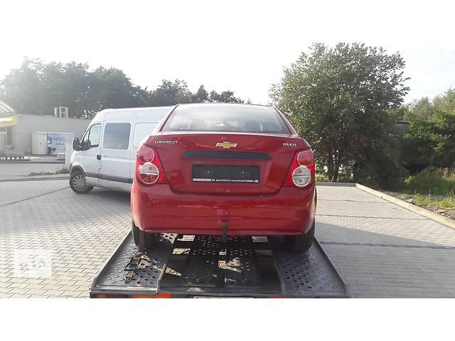 продам Б/у крыша для седана Chevrolet Aveo T300 бу в Луцке