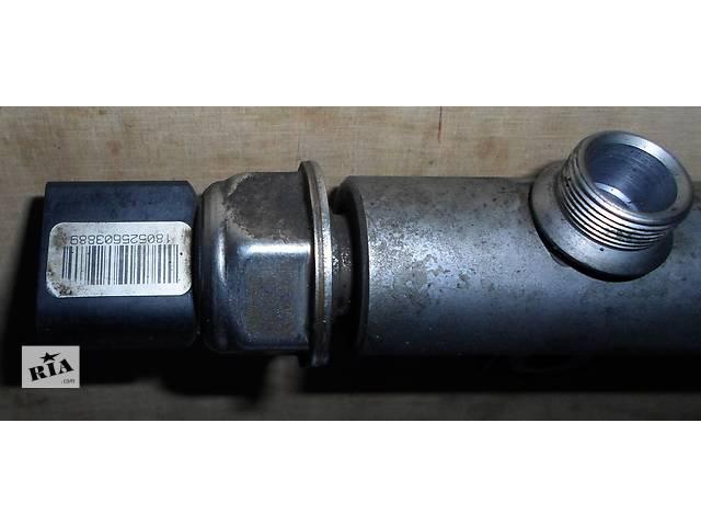 купить бу Б/у Датчик давления топлива в рейке Volkswagen Crafter Фольксваген Крафтер 2.5 TDI 2006-2012 в Рожище