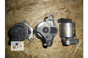 б/у Датчики клапана EGR Opel Zafira