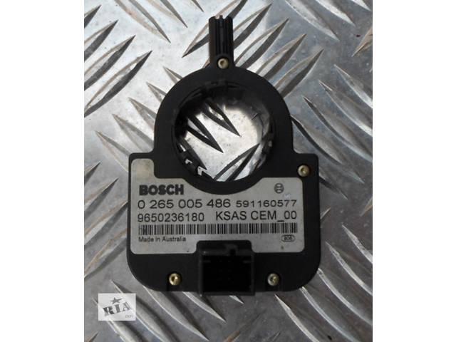 бу Б/у датчик угла поворота руля для легкового авто Citroen C4 в Хмельницком