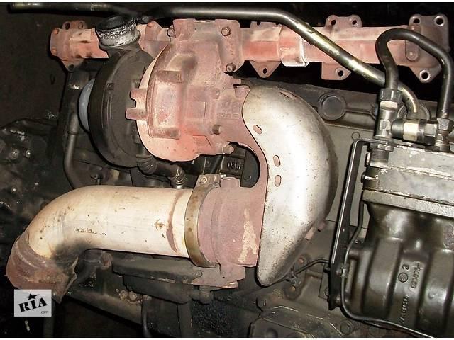 бу б/у Датчик управления турбиной ДАФ DAF XF95 380 Евро3 2003г в Рожище