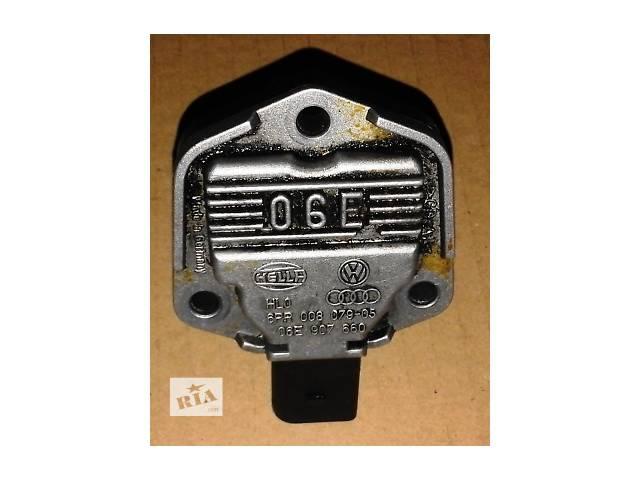 бу Б/у Датчик уровня масла Hella 06Е907660 Крафтер Volkswagen Crafter 2,5tdi(06-11) в Луцке