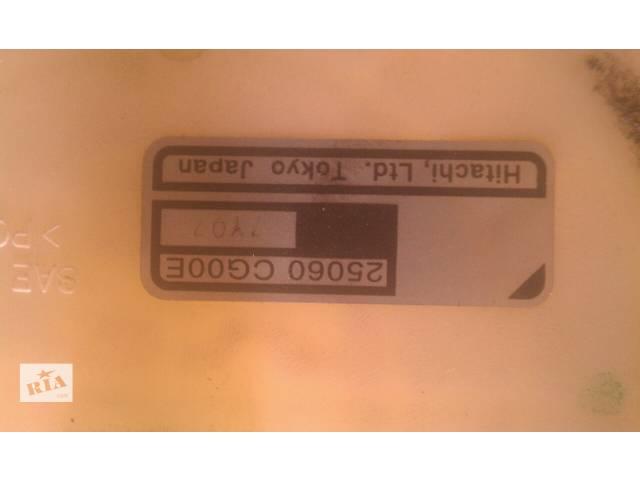 Б/у датчик уровня топлива 25060-CG00E с колбой для кроссовера Infiniti FX 35 2007г- объявление о продаже  в Киеве