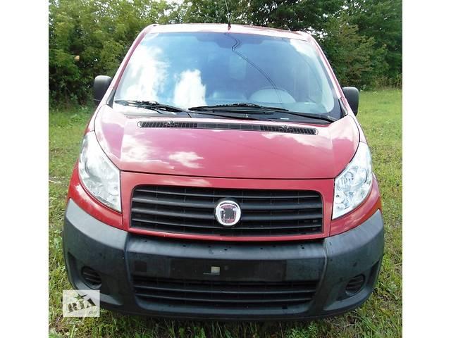 бу Б/у датчики и компоненты для Фиат Скудо Фіат Скудо Fiat Scudo III 2,0 /1,6 2007- в Ровно