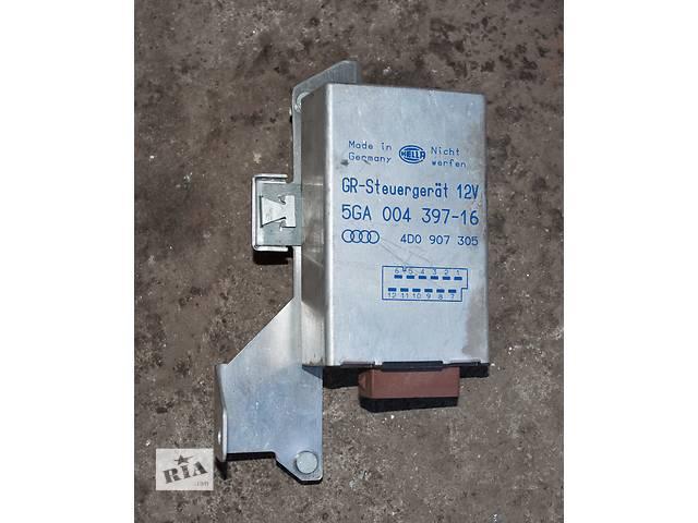 бу Б/у датчики и компоненты для легкового авто Audi A8 в Умани