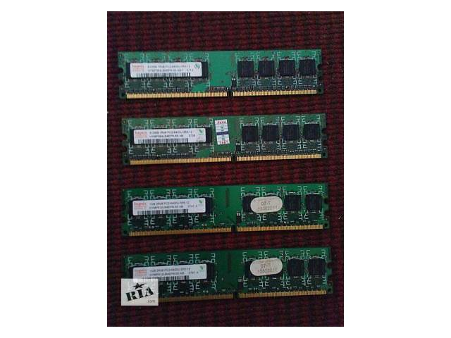 бу Продам 4Gb памяти DDR2 Hynix в Харькове