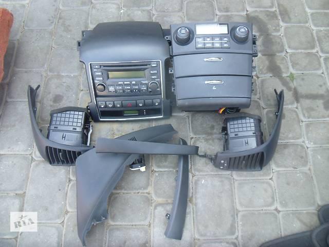 купить бу Б/у дефлектор правий-левый для легкового авто Kia Sorento 2008 в Коломые