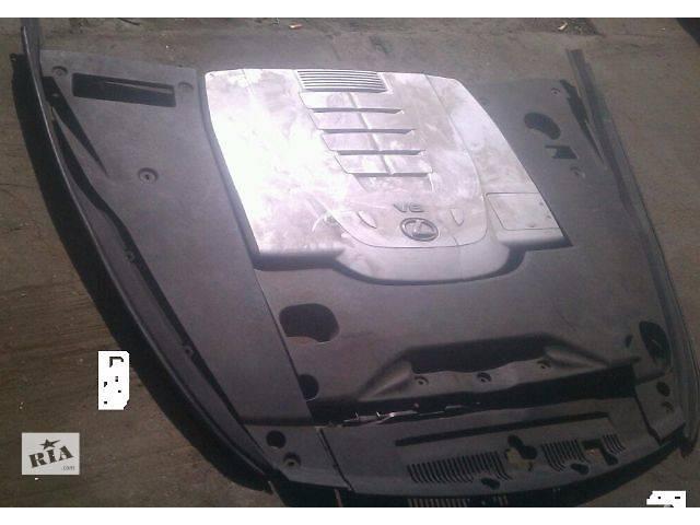 продам Б/у декоративная крышка двигателя для седана Lexus LS 460 L 2007г бу в Киеве