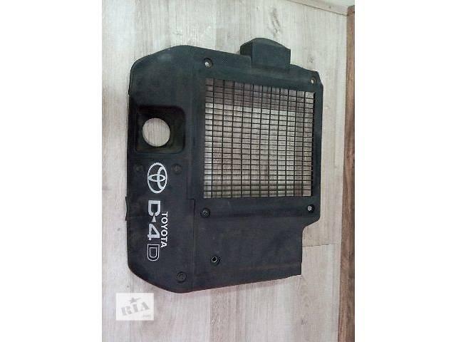 продам Б/у декоративная крышка мотора для Toyota Land Cruiser Prado 120 дизель 2003,2004,2005,2006,2007,2008 бу в Одессе