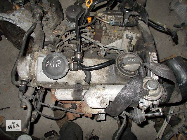 купить бу Б/у Двигатель Audi A3 1,9tdi № AGR в Стрые