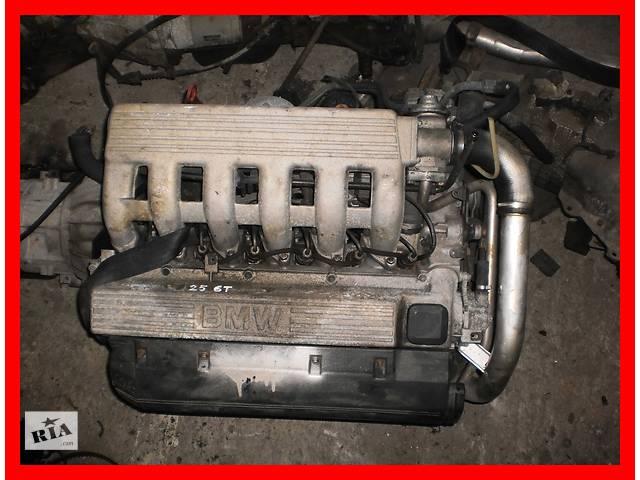 продам Б/у Двигатель BMW 3 Series 2,5TDS № M51 256T1 бу в Стрые