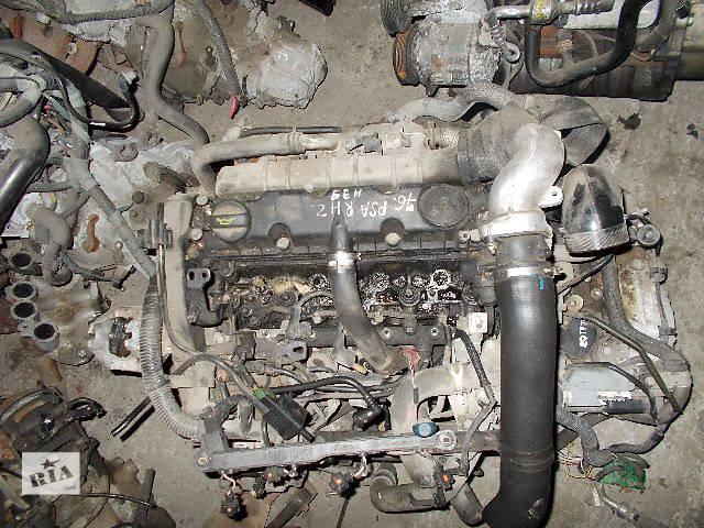 продам Б/у Двигатель Citroen C5 2,0hdi № PSA RHZ 2001-2005 бу в Стрые