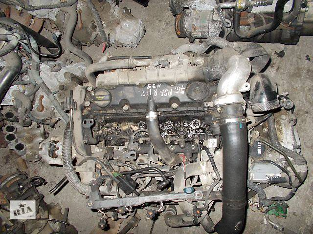Б/у Двигатель Citroen Xsara 2,0hdi № PSA RHZ 2001-2003- объявление о продаже  в Стрые