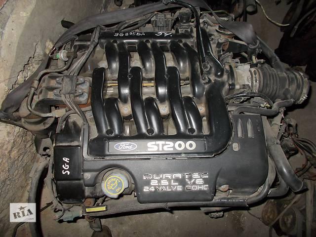 продам Б/у Двигатель Ford Mondeo 2.5 бензин V6 № SGA бу в Стрые