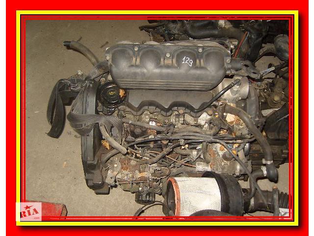 купить бу Б/у Детали двигателя Двигатель Грузовики Fiat Ducato 2.2 JTD 2002-06 в Стрые