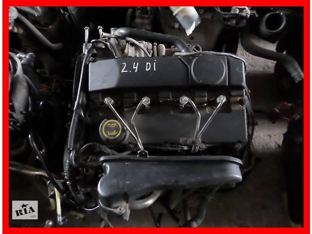 продам Б/у Двигатель Ford Transit 2.4 TDDI  № BBBB бу в Стрые