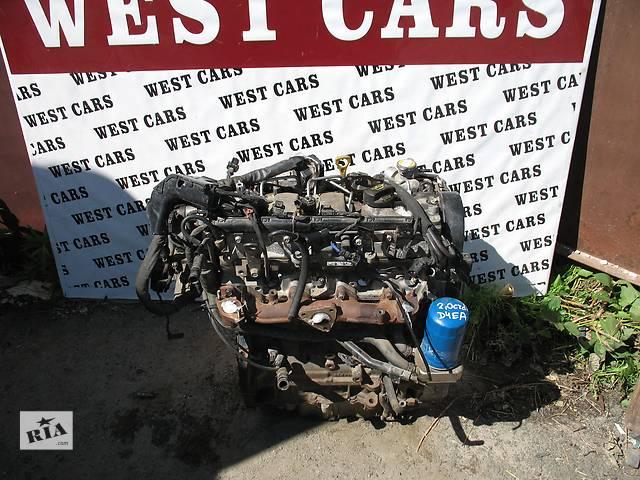 купить бу б/у Детали двигателя Двигатель Легковое авто Kia Carens 2005 в Луцке