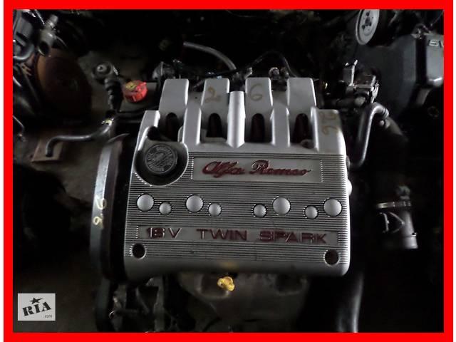 продам Б/у Детали двигателя Двигатель Легковой Alfa Romeo 156 2.0 бензин 16V № AR32310 бу в Стрые