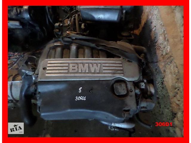 купить бу Б/у Двигатель BMW 530 3.0 tdi (E39, E60, E61) № M57 306D1 в Стрые
