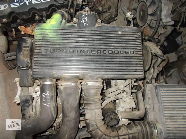 купить бу Б/у Двигатель Citroen BX 1,8td № A8A 1988-1994 в Стрые