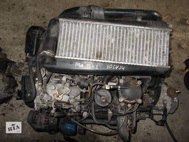 бу Б/у Детали двигателя Двигатель Легковой Citroen BX 1.9 tdi PSA DHY в Стрые