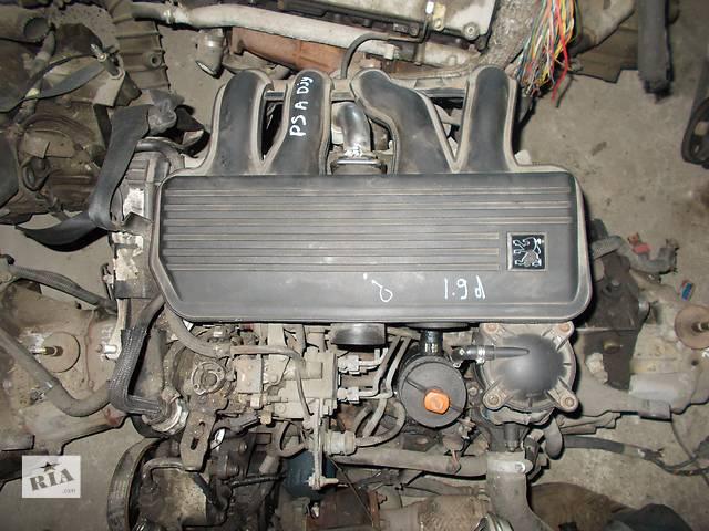 продам Б/у  Двигатель Citroen Xsara 1,9D № PSA DJY 1997-2000 бу в Стрые