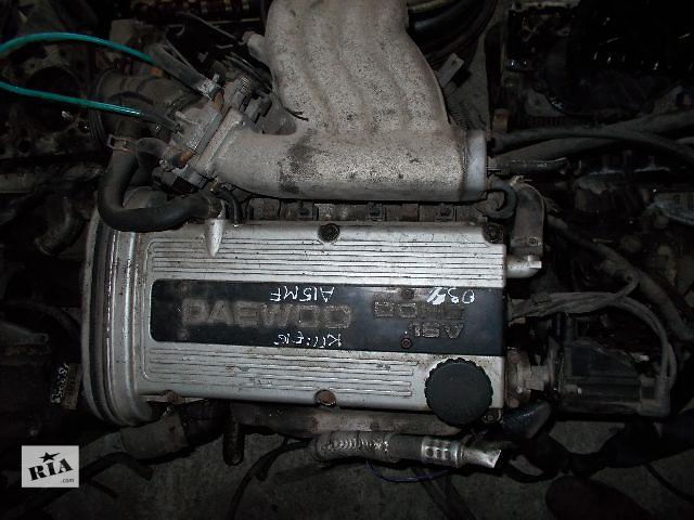 бу Б/у Двигатель Daewoo Espero 1,5 бензин 16V A15MF в Стрые