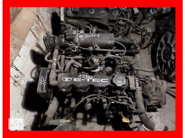 Б/у Двигатель Daewoo Lanos 1,3 бензин 8V A13SMS- объявление о продаже  в Стрые