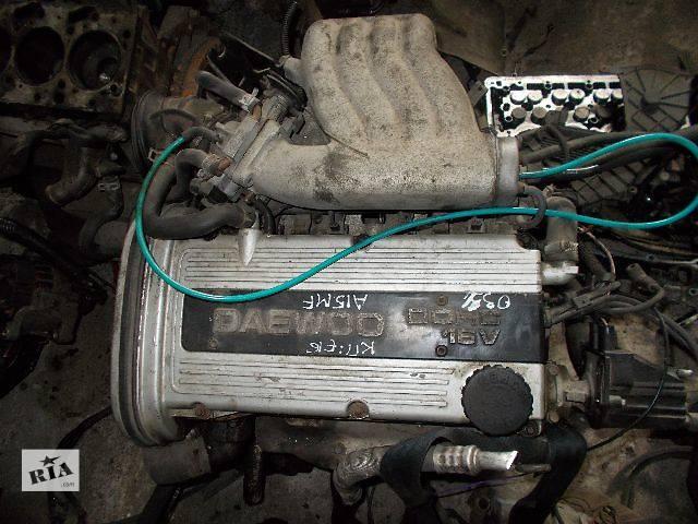 бу Б/у Двигатель Daewoo Lanos 1,5 бензин 16V A15MF в Стрые