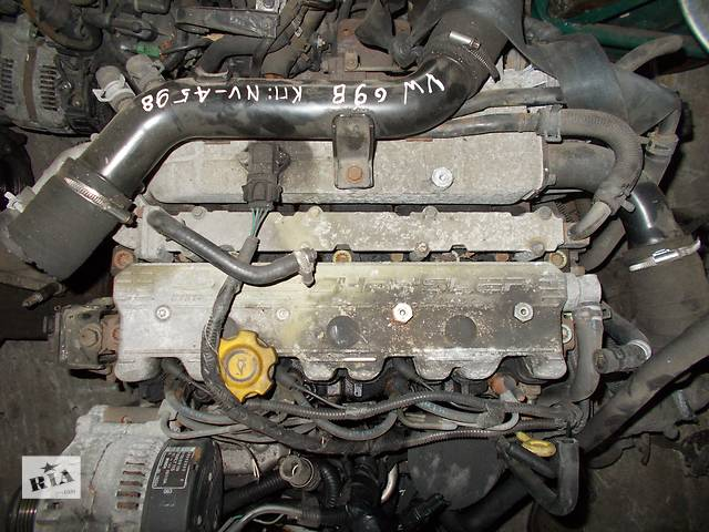 купить бу Б/у Двигатель Dodge Ram Van 2,5td № VM69B 1995-2000 в Стрые