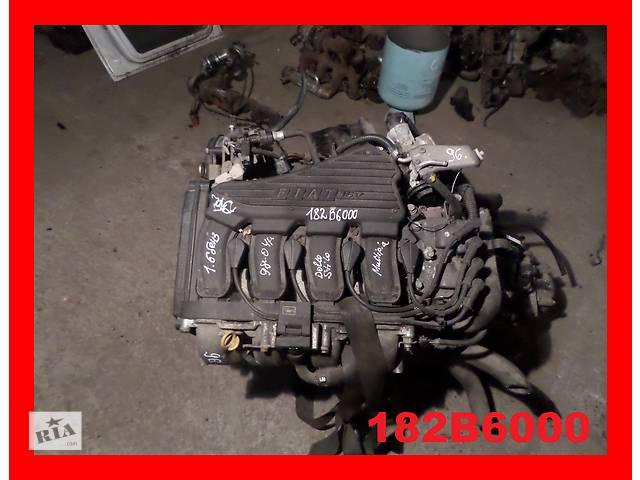 продам Б/у Детали двигателя Двигатель Легковой Fiat Doblo 1.6 16v бензин № 182B6.000 2000-2009 бу в Стрые