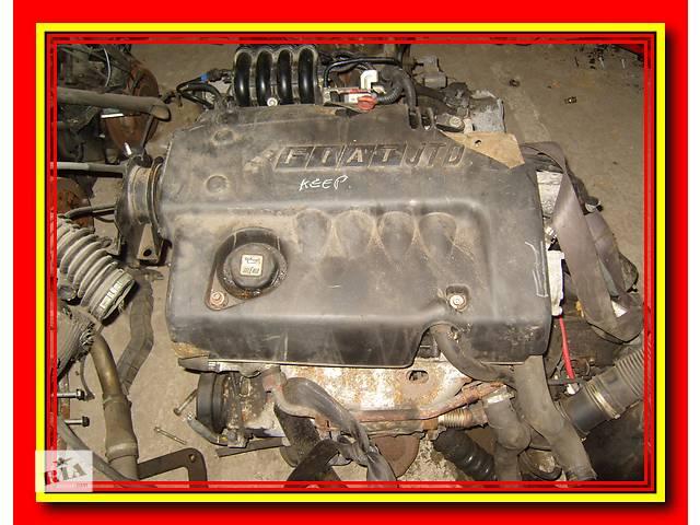 Б/у Двигатель Fiat Doblo 1.9 JTD 2000-2005- объявление о продаже  в Стрые