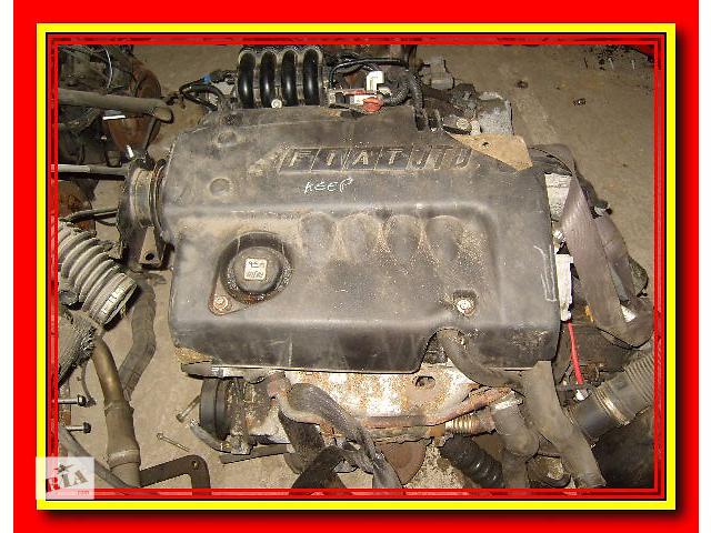 купить бу Б/у Двигатель Fiat Multipla 1.9 JTD 2000-2005 в Стрые