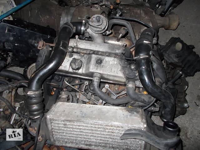 продам Б/у Двигатель Ford Courier 1.8 TDI № RTP, № RTN бу в Стрые