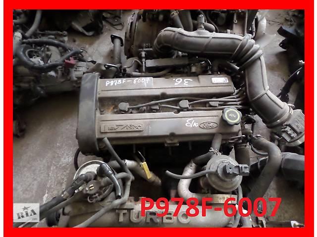продам Б/у Детали двигателя Двигатель Легковой Ford Escort 1.8 бензин 16V RKC бу в Стрые