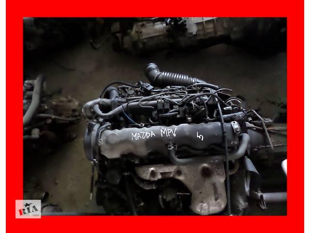 купить бу Б/у Двигатель Ford Ranger 2,5TD № WL в Стрые